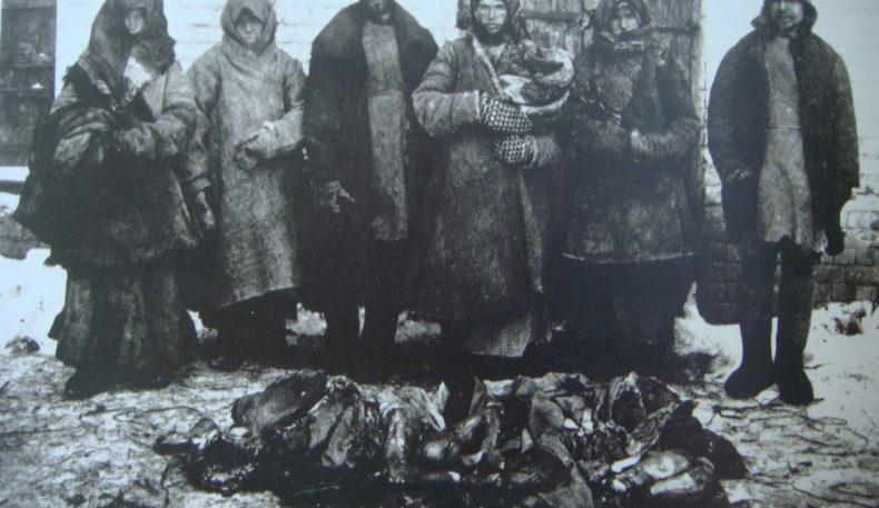 1921-1933 йиллардаги очарчилик фожиаси