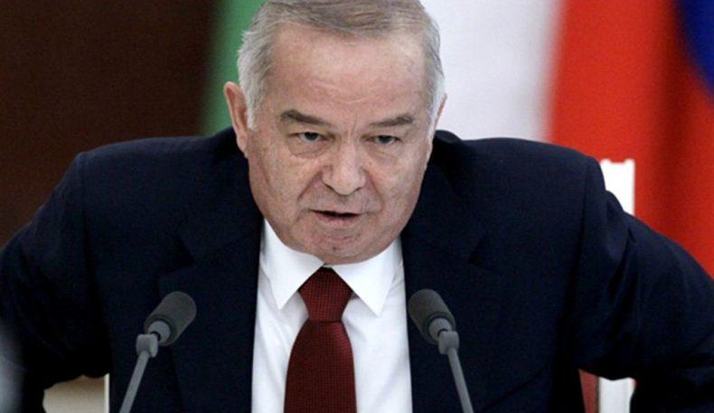 Ислом Каримов тўртинчи бор президентликка номзод