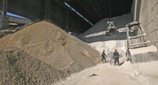 Сурхондарёда янги цемент заводи