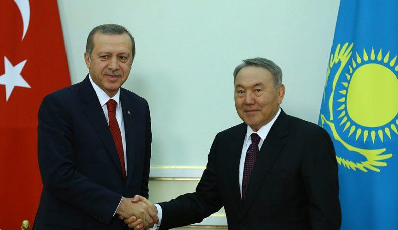 Туркия-Қозоғистон товар алмашинуви ҳажми $10 млрд.га етказилади