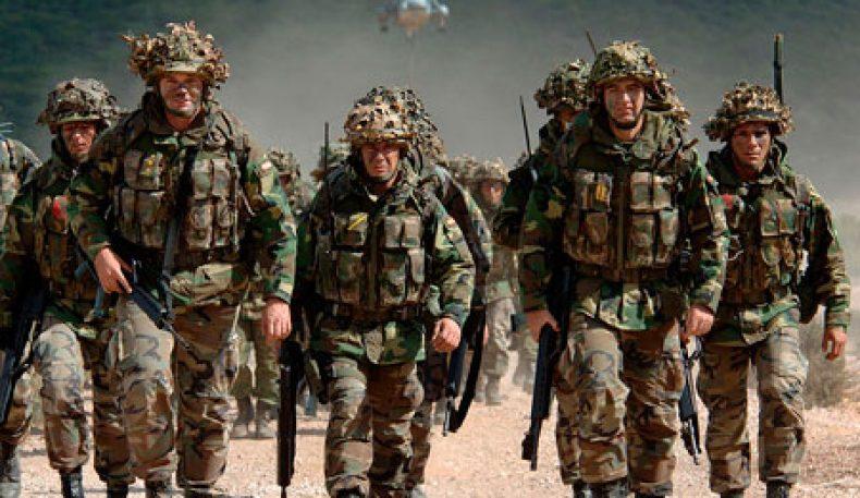 НАТО қўшинлари – Қозоғистонда!