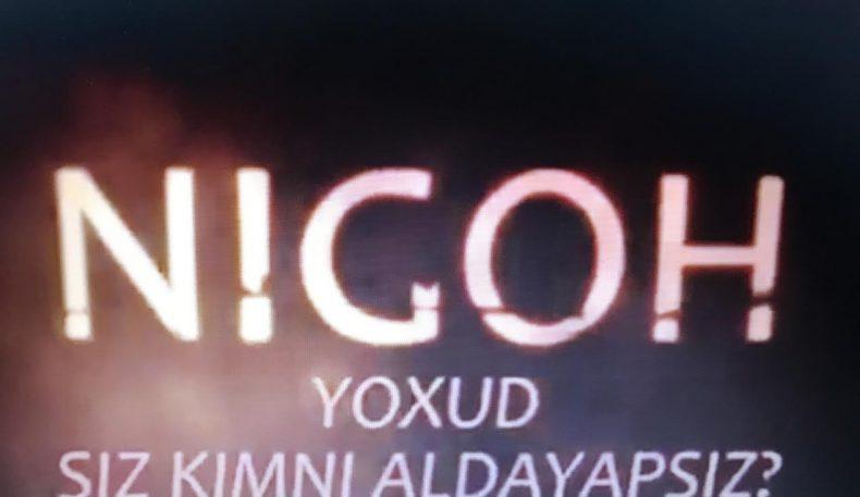 Nigoh yohud siz kimni aldayapsiz?
