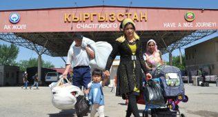 Қирғизистон парламенти қирғиз-ўзбек чегараси тўғрисидаги шартномани ратификациялади