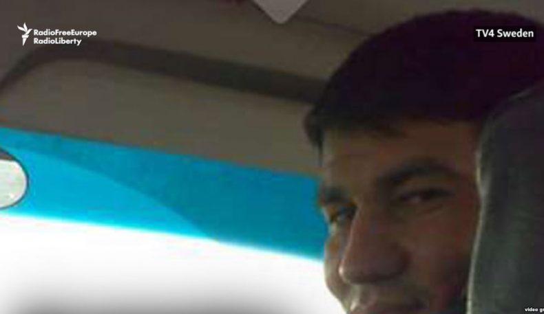 Стокҳолмда одамларни машина билан бостирган Оқиловни қамоқда сақлаш муддати узайтирилди (видео)