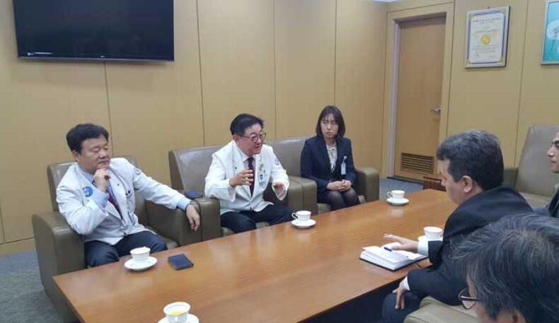 Ўзбекистонда Корея Республикасининг уч университети филиали очилиши мумкин