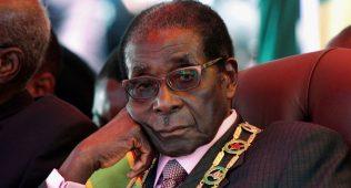 Зимбабведа ҳокимиятдан четлаштирилган роберт мугабе халққа мурожаат билан чиқди