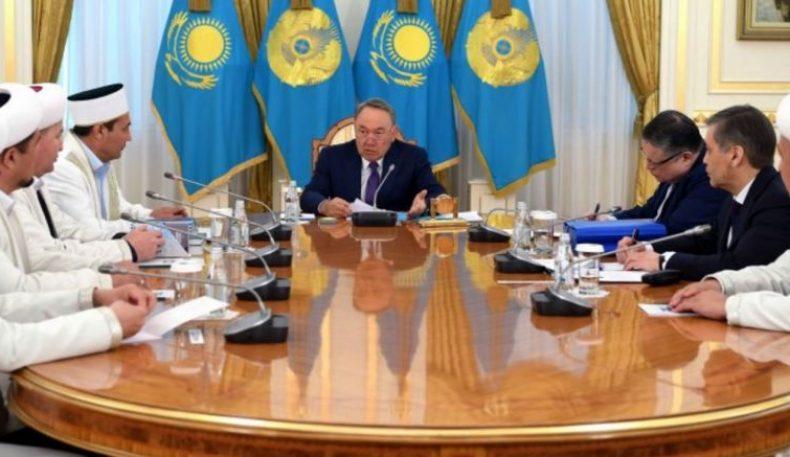 Назарбоев: Биз ИШИД устидан ғалаба қозониш арафасидамиз