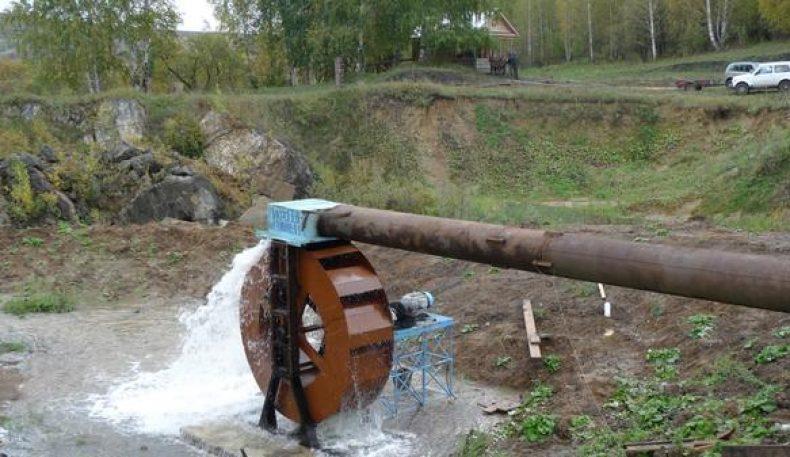 Микро-ГЭС. Бепул электр манбаи
