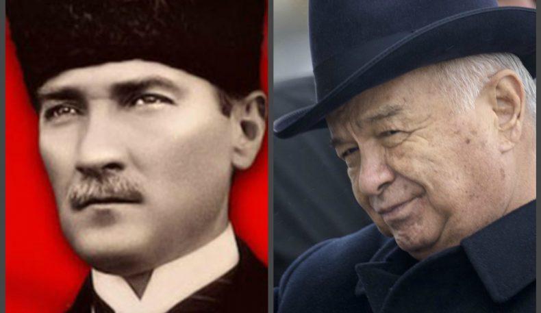 Ислом Каримовни Камол Отатуркка қиёслаш нотўғри
