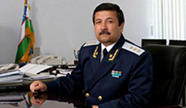 Собиқ бош прокурор Рашиджон Қодировга нисбатан жиноят иши қўзғатилди