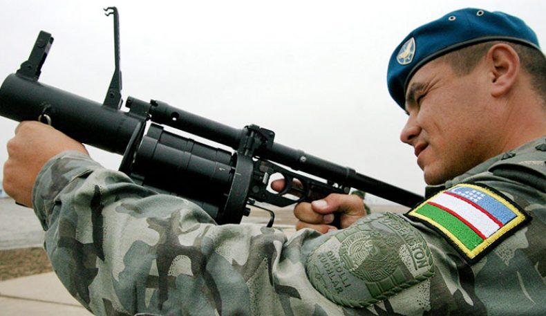 Ўзбекистон армияси Марказий Осиёдаги энг кучли армия