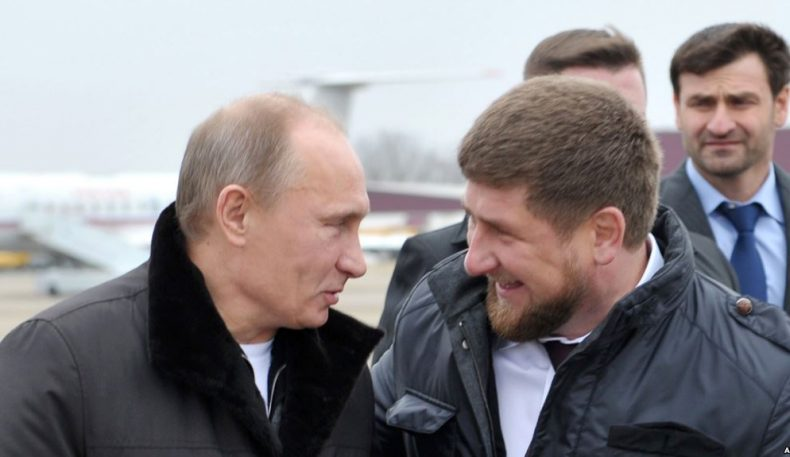Чеченистонда Россия президентига уч муддат лавозимини эгаллаш таклифи берилди