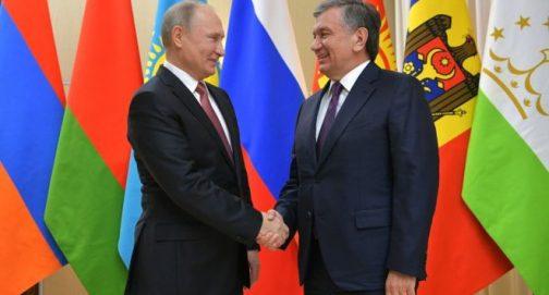 Ўзбекистон: россия мудофаа вазирини тошкентга нима етаклаган бўлиши мумкин?