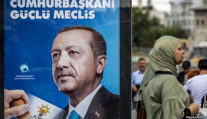 Туркия мухолифати ва ННТлар сайловларга 519 минг нафар кузатувчини тайёрламоқда