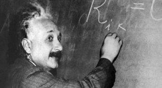 Эйнштейн ирқчи бўлганми?