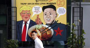 Трамп 12 июнь куни ким чен ин билан учрашувга ҳамма нарса тайёрлигини айтди