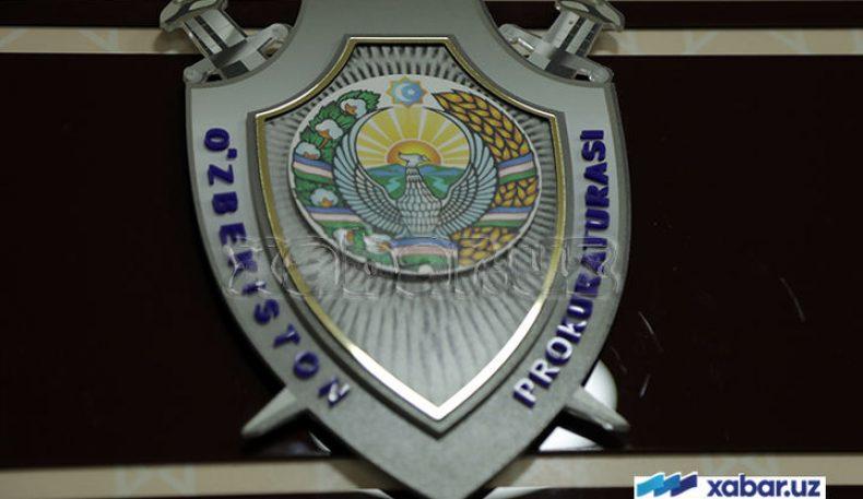 Бош прокуратура: «2017 йилда 51 260 та ҳолатда тадбиркорларнинг ҳуқуқлари бузилган»