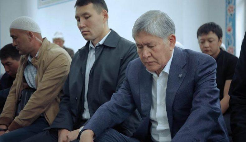 Қисқа муддатда Атамбаевнинг сочлари оқариб кетди – ОАВ