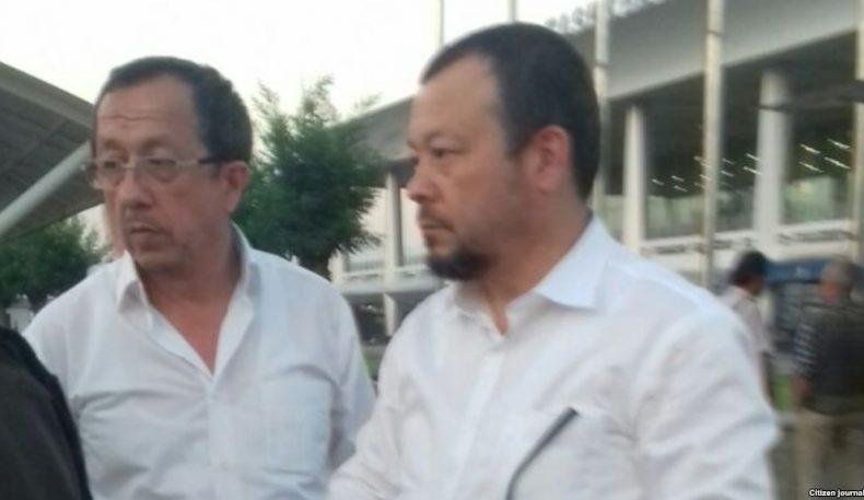 Прокурорнинг ваъдасига ишониб Ўзбекистонга қайтган қидирувдаги диндорлар аэропортда қўлга олинди