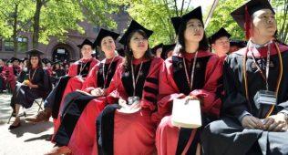 Гарвард битирувчилари ҳақида билишингиз лозим бўлган 10 нарса