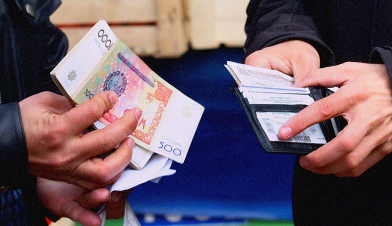 Ўзбекистонда чет эл валюталари курси кўтарилди