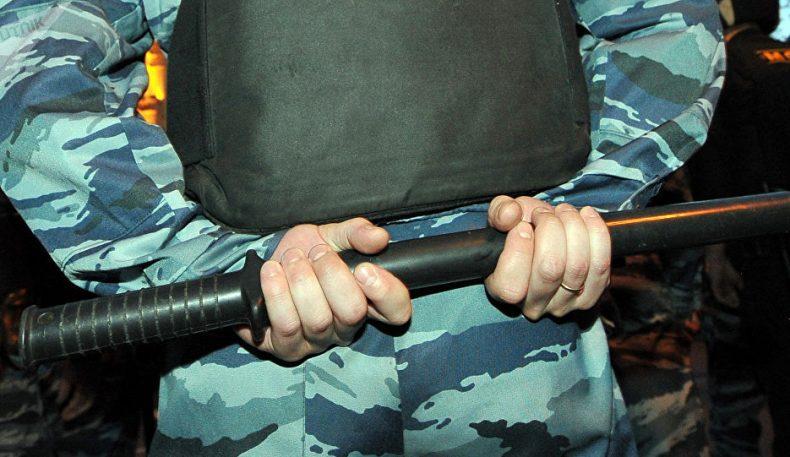 Милиция ходимлари қандай ҳолатларда резина таёқларни қўллаш ҳуқуқига эга?
