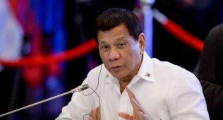 Филиппин президенти мусулмон мухторияти тўғрисидаги қонунни имзолади