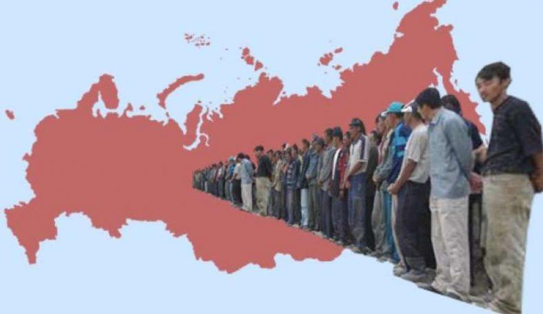 Россия хорижий ишчи кучини қисқартирмоқчи