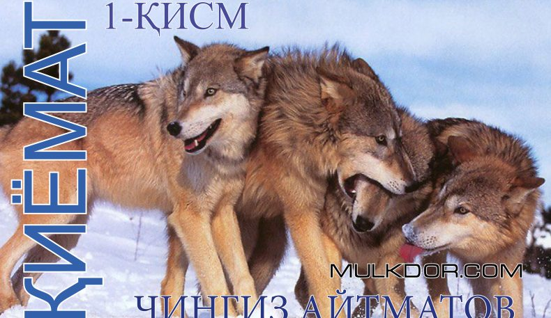 Чингиз Айтматов:ҚИЁМАТ 1-қисм