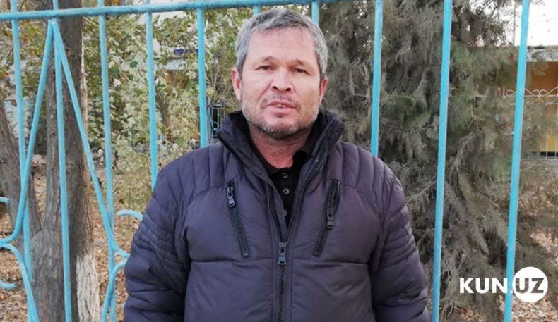 Давлатназар Рўзметовозод этилди
