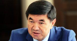 Қирғизистон бош вазири 2017-йилда 2 миллион сом ишлаб топган