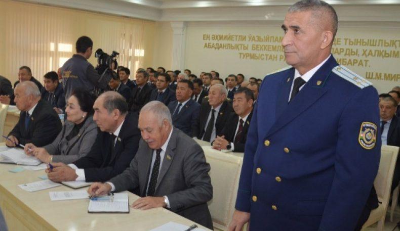 Хидир Каримов Қорақалпоғистон Республикаси Прокурори бўлди