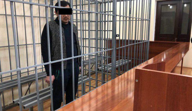 Суд Санъат Умаровга 6 йил қамоқ жазосини берди