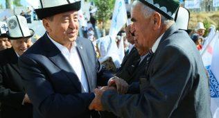 қирғизистон перезиденти сооронбай жээнбеков мол-мулклари ҳақида ҳисобот берди