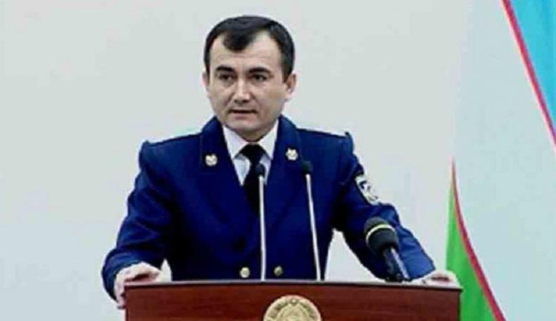 Генерал-майор Муиджон Тоҳирий ҳибсга олинди