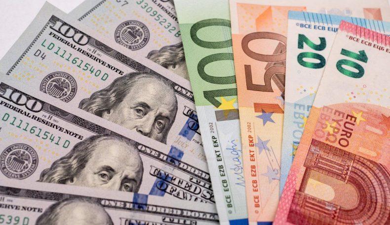 Доллар 19 сўмга ва евро 83 сўмга ошди