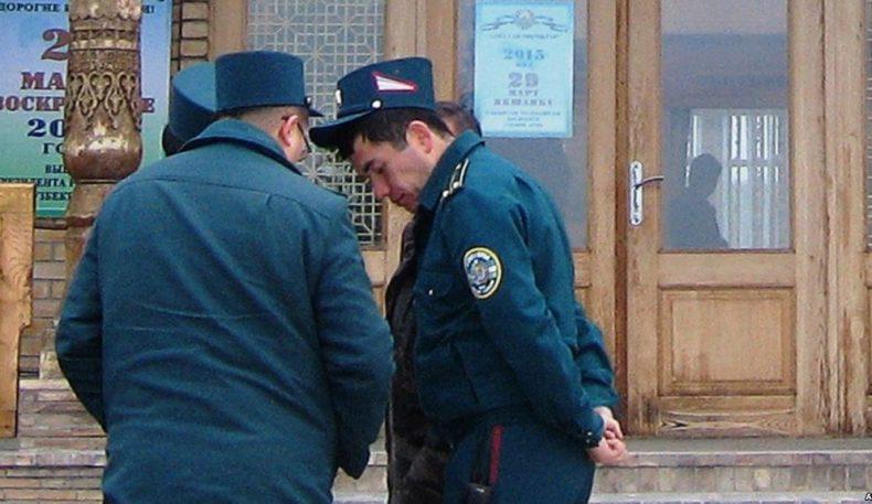 Андижон милициялари ўта оғир жиноятларда айбланиб ҳибсга олинди