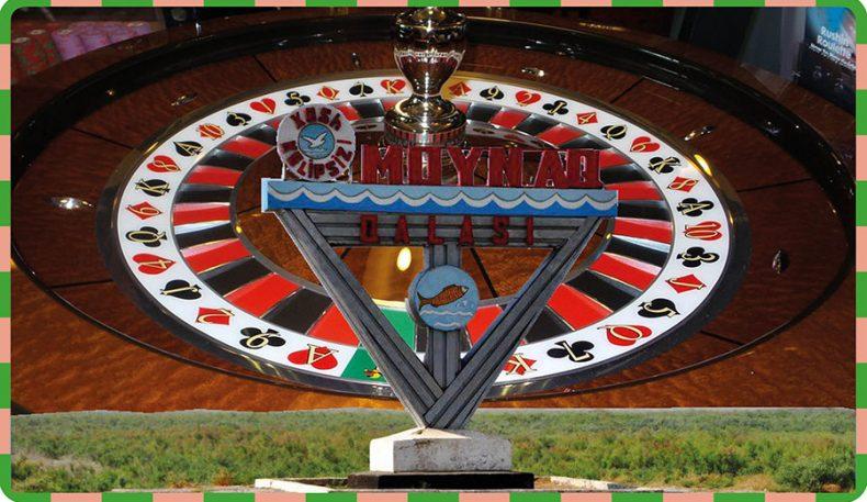 Ўзбекистонда казино фаолияти қонун билан тақиқланган бироқ Мўйноқда казино ташкил этилиши мумкин