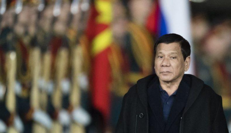 Дутерте Филиппин номини Махарлика Республикаси деб ўзгартиришни таклиф қилди