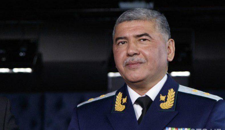 ДХХ раиси Ихтиёр Абдуллаев лавозимидан олинди