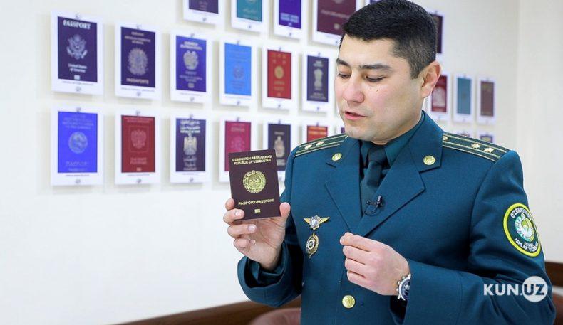 Бир пайтда «ОВИР» ва хорижга чиқиш паспорти билан ҳаракатланиш мумкинми?