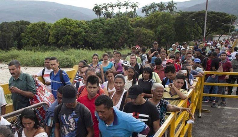 3 миллиондан ортиқ аҳоли Венесуэлани тарк этди