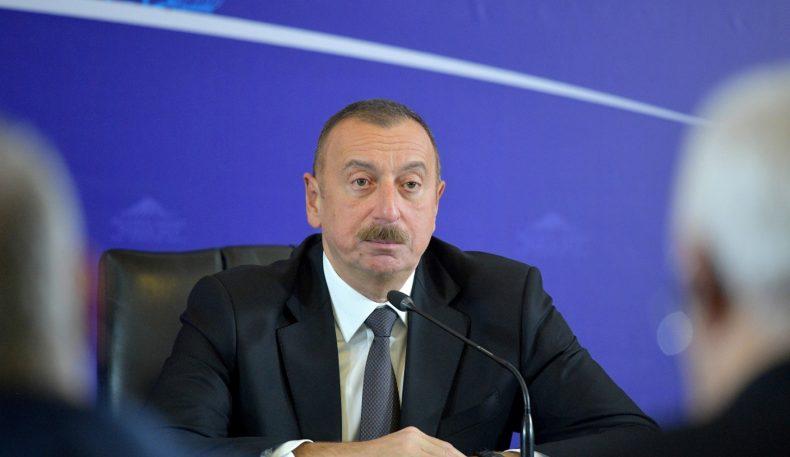 Илҳом Алиев ўзбекистонлик маҳкумни афв этди