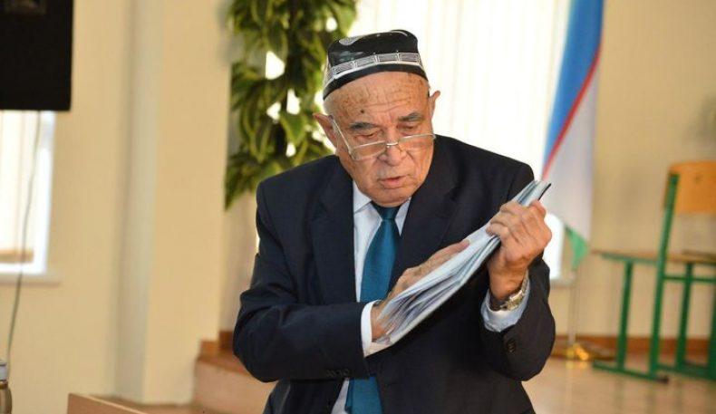 Омонулла Мадаев вафот этди