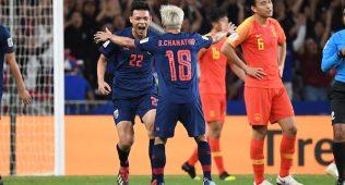 Хитой – таиланд ўйини билан china cup 2019 старт олди