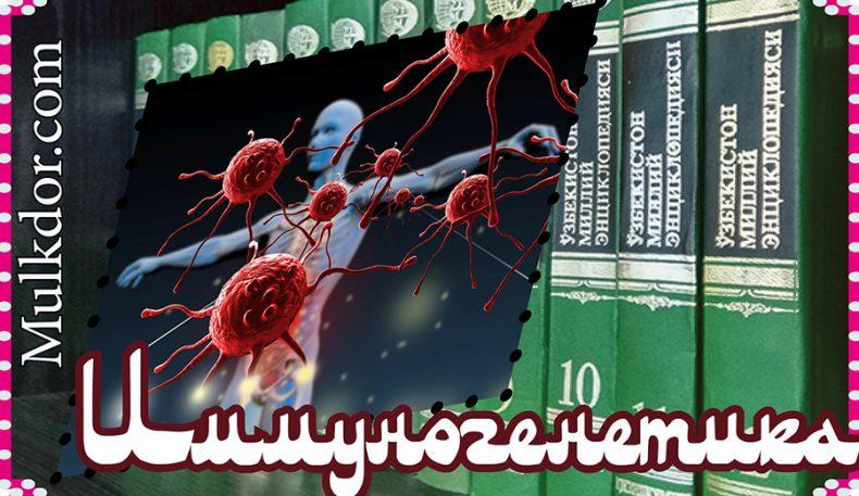 Иммуногенетика