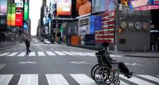 Нью-йорк мэри коронавирус билан боғлиқ вазият яхшиланганини билдирди