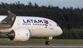 Latam Airlines авиакомпанияси банкрот бўлгани тўғрисида ариза берди