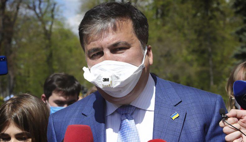 Саакашвили Украинада ислоҳотлар бўйича ижроия қўмитаси раҳбари этиб тайинланди