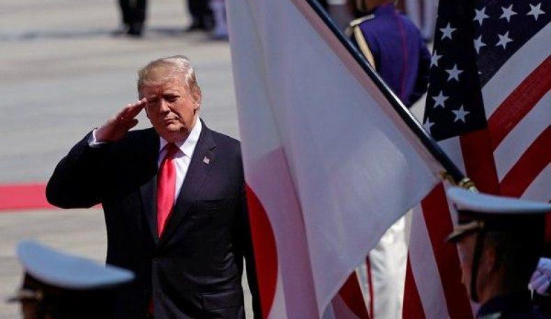 Трамп Япониядан АҚШ базалари учун харажатларни тўрт баравардан кўпроққа оширишни талаб қилган – ОАВ